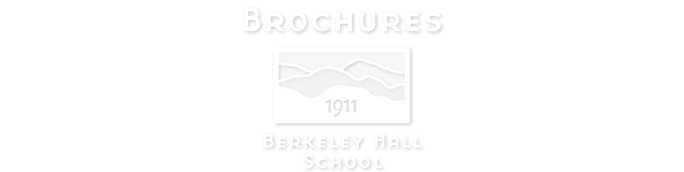 Berkeley Hall Brochures & More